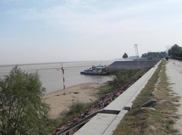 新乡黄河大堤
