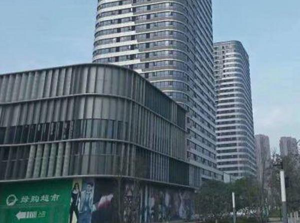武汉绿地财富中心