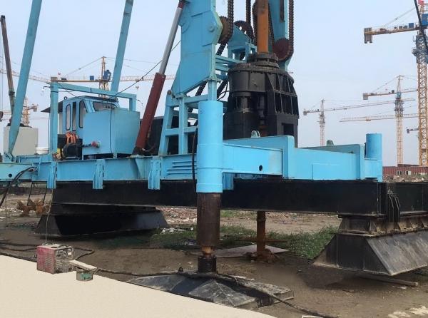 天宝SP-15A25型特大直径搅拌桩机